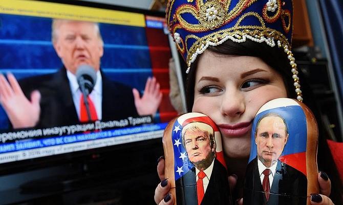 Россияне не ждут от Трампа улучшения отношений с США