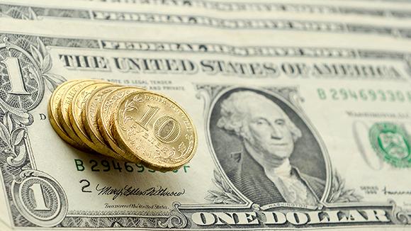 Доллары покидают банки