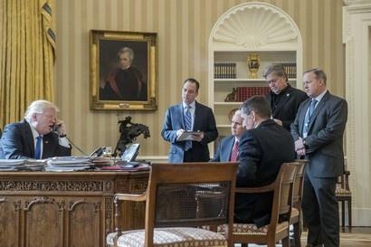 Кремль: президенты РФ и США показали настрой на сотрудничество по стабилизации отношений