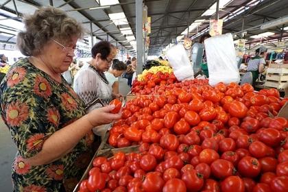 Ткачев назвал условия возвращения турецких помидоров в Россию
