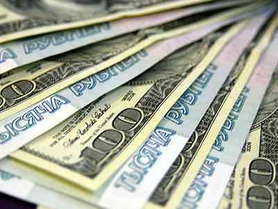 Курс доллара вновь ушел ниже 58 рублей
