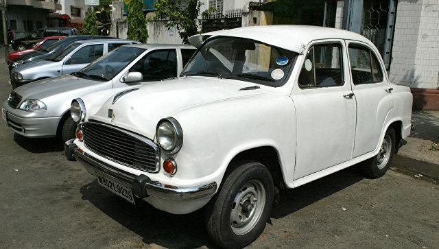 Peugeot выкупила права на индийский автомобиль «Амбассадор»