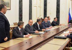 В Совбезе предложили меры по повышению энергетической безопасности России