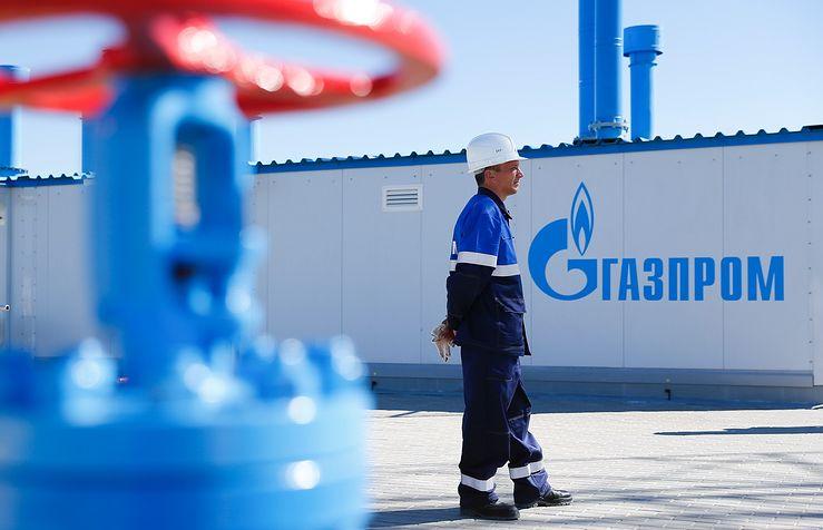 Доходы России от экспорта газа выросли в январе 2017 года на 17,2%