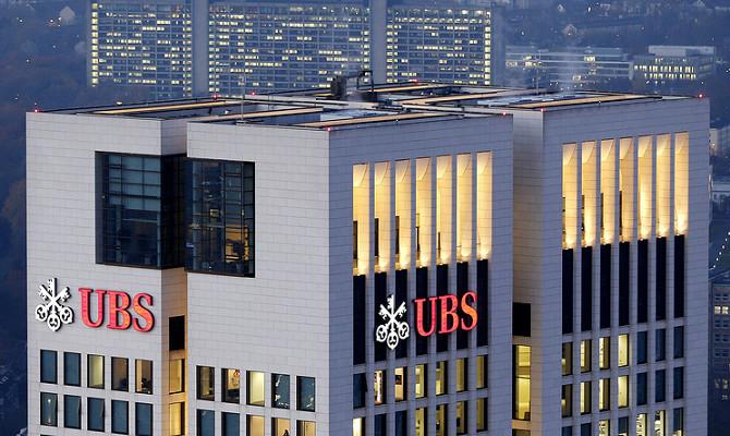 Французские следователи подали иск против швейцарского банка UBS