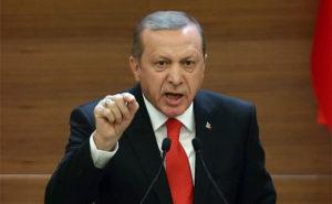 Эрдоган ввел огромные пошлины на российские продукты