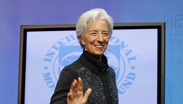Глава МВФ обсудила с президентом Египта программу помощи стране