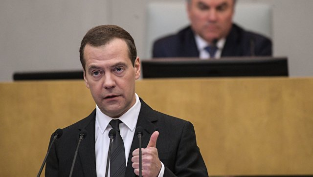 Медведев заявил о возможном снижении ключевой ставки ЦБ
