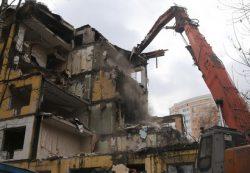 Банкиры готовят поправки к законопроекту о сносе пятиэтажек