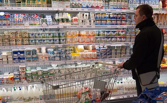 ЦБ предупредил россиян о росте цен на продукты