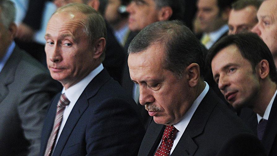 Эрдоган призвал РФ срочно снять все торговые ограничения