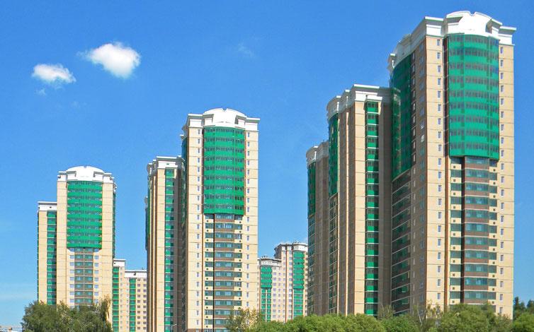 Квартиры в ЖК «Загорье»: удобно и недорого