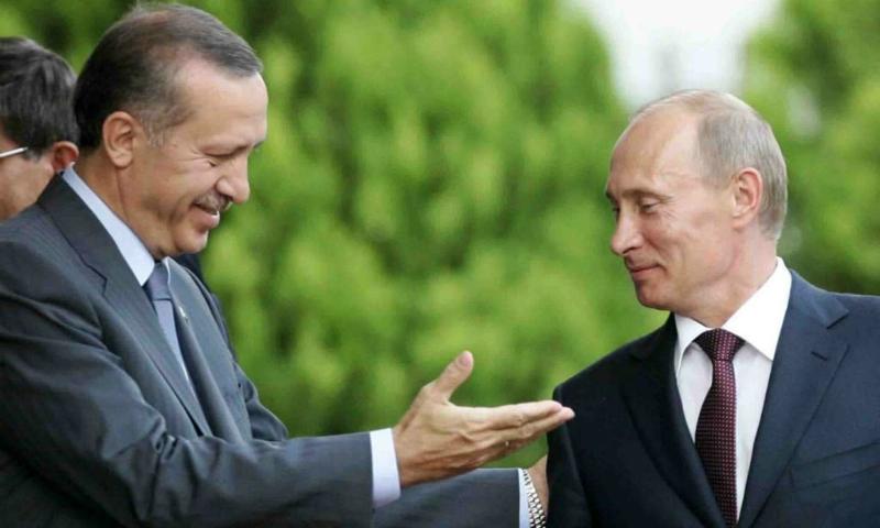 Песков раскрыл главные темы переговоров Путина и Эрдогана в Сочи