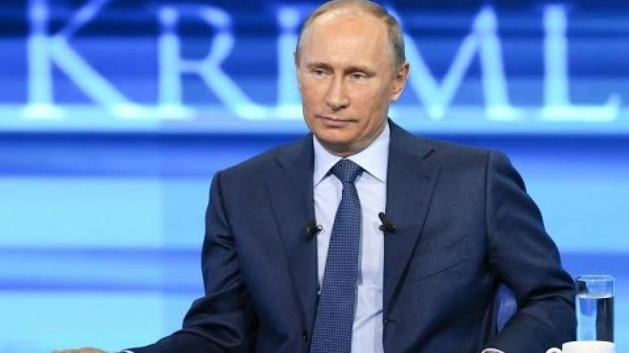 «Прямая линия» с Владимиром Путиным состоится 15 июня