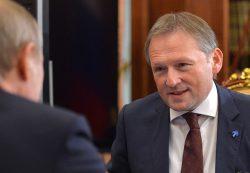Путин продлил полномочия Титова на посту бизнес-омбудсмена