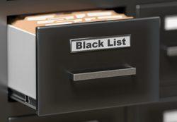 Банки получили черные списки подозрительных клиентов