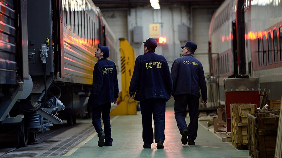 Россия будет стимулировать экспорт вагонов и локомотивов