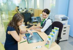 Сбербанк тестирует оплату покупок с помощью отпечатка пальца