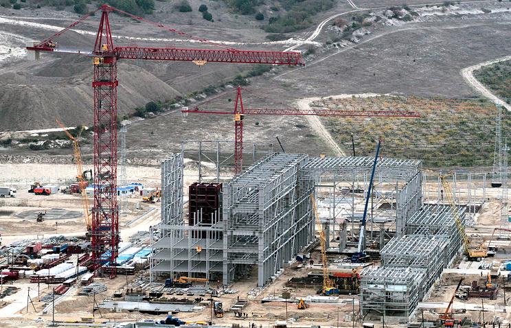 Ростех не закупал турбины для ТЭС в Крыму напрямую у Siemens