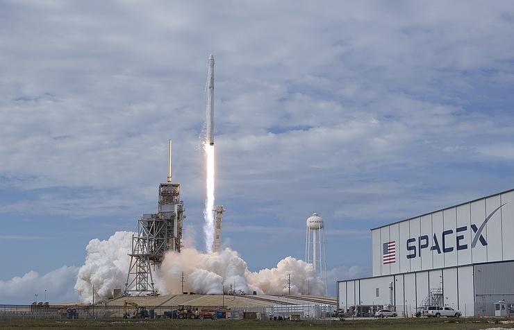 SpaceX за два года увеличила капитализацию почти вдвое