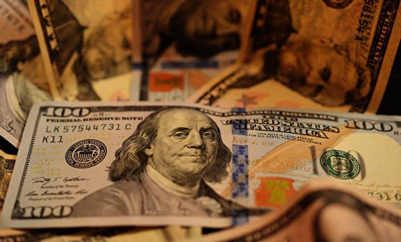 Курс доллара по итогам основной биржевой сессии снизился