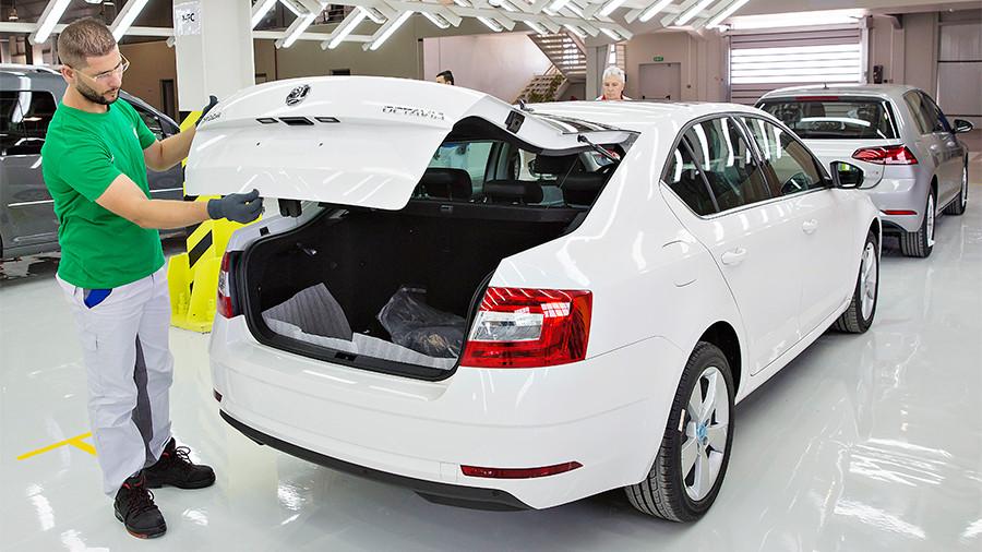 Volkswagen отзовет в РФ около 3,5 тыс. автомобилей Skoda