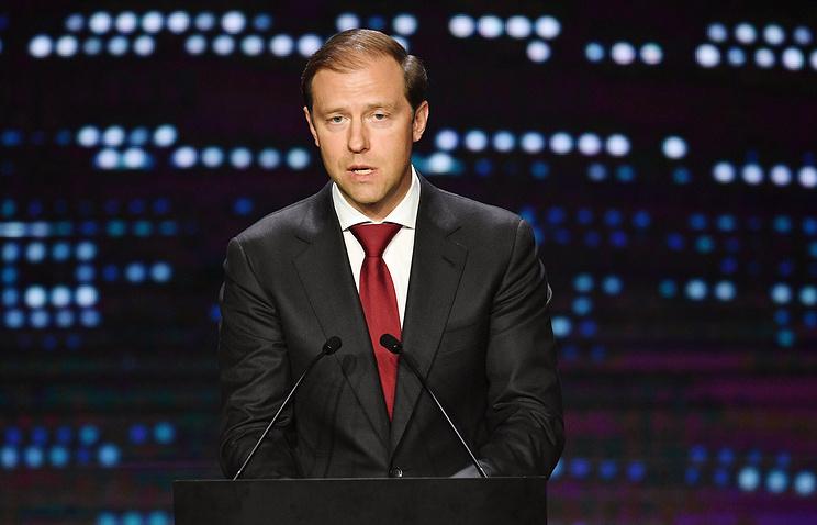 Мантуров: объем выручки от проектов импортозамещения к 2020 году составит 500 млрд рублей