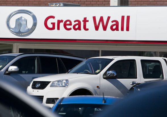 WSJ: китайская Great Wall Motor планирует купить Jeep у Fiat Chrysler