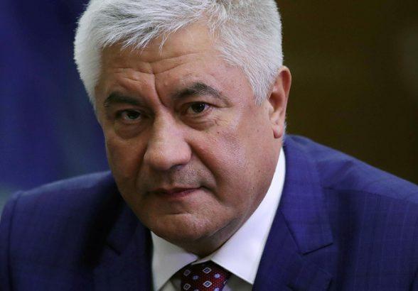 Глава МВД России потребовал усилить контроль за расходами ведомства