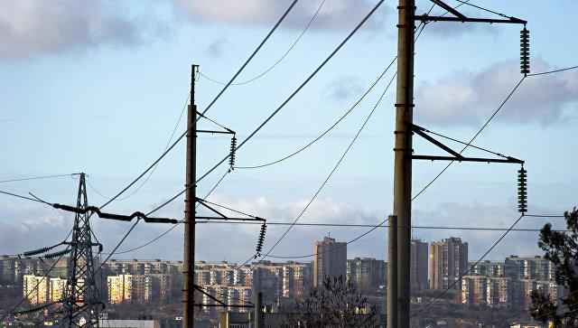Объем потребления электроэнергии в Крыму достиг предела