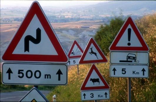 Качественные дорожные знаки от компании «Оптима Сервис»