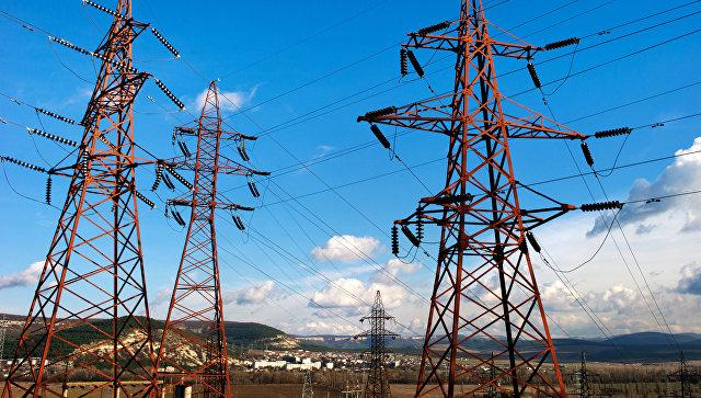 Правительство внесло проект о присоединении одной энергосистемы к другой