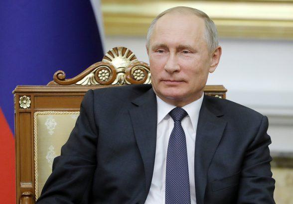 Путин проведет переговоры с королем Саудовской Аравии в Кремле