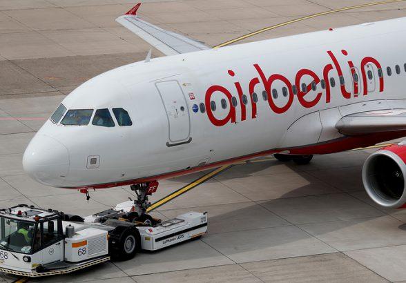 Air Berlin может прекратить полеты уже с 28 октября