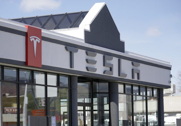Tesla ведет переговоры о постройке завода в Шанхае