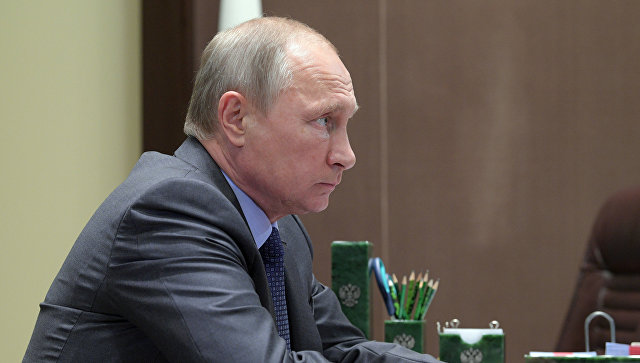 Путин оценил политику Центробанка