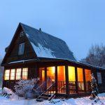 Особенности дачи для зимнего проживания