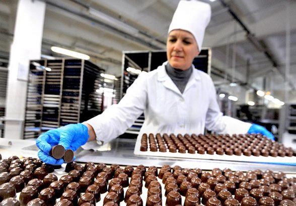 Конфеты могут подешеветь благодаря Казахстану