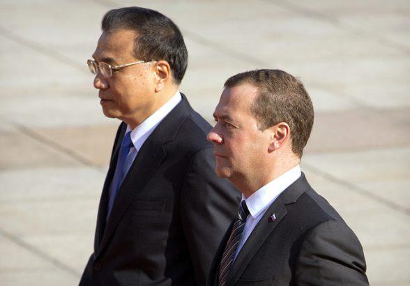 РФ и КНР могут создать спецфонд для финансирования инновационных проектов