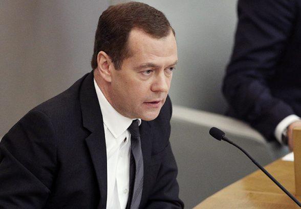 Медведев заявил об ожидаемом росте ВВП более чем на 2%