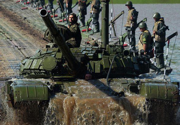 Расходы России на оборону приблизились к $70 млрд