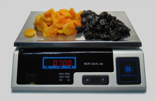 Особенности выбора фасовочных весов