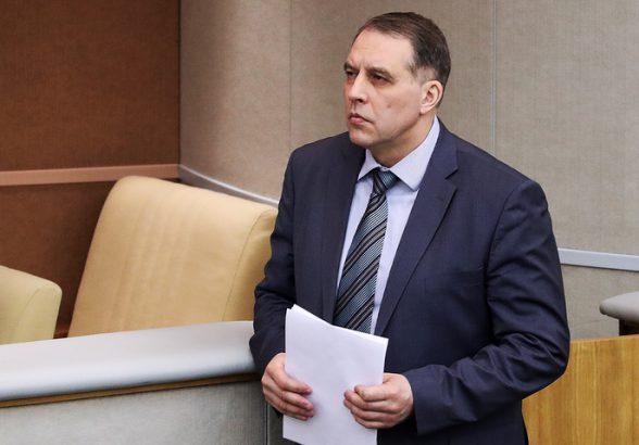Медведев освободил Юрия Сентюрина от должности замминистра энергетики