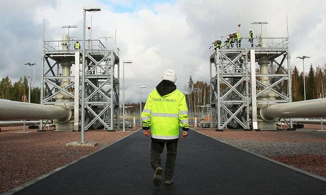 Дания перебежала дорогу «Северному потоку-2»
