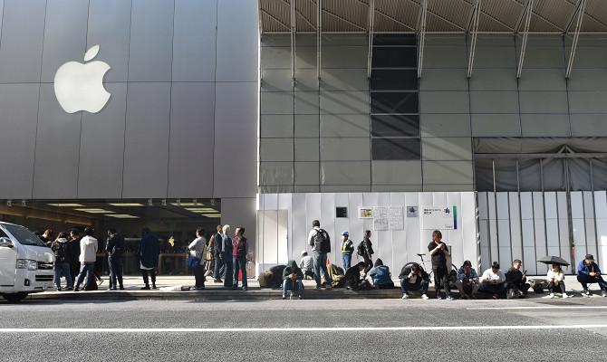 Apple получит самый большой «выигрыш» от налоговой реформы