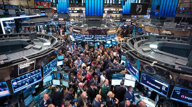 Торговля простыми акциями на фондовой бирже