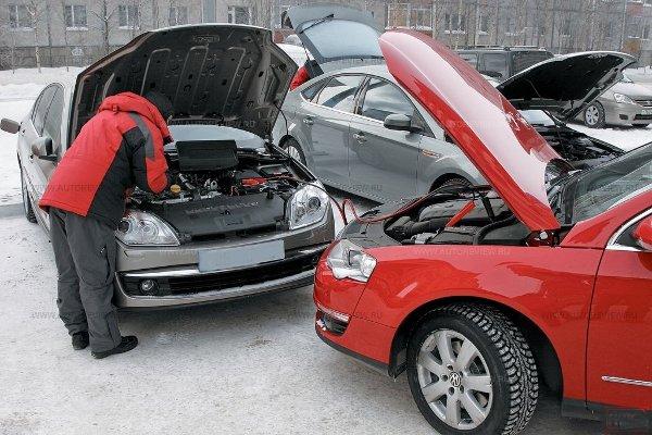 Заводим авто в любой мороз!