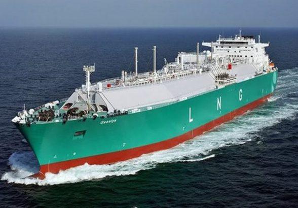 Танкер с российским газом пришвартовался в порту под Бостоном
