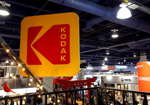 Bloomberg: Kodak создаст собственную криптовалюту