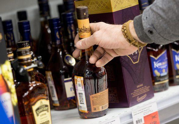 Минфин не видит оснований для повышения розничных цен на крепкий алкоголь в 2018 году